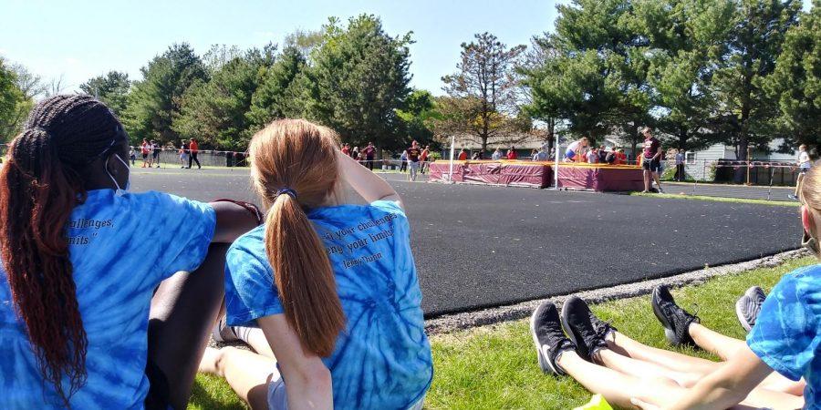 Girls Track: Astor's Last Track Season